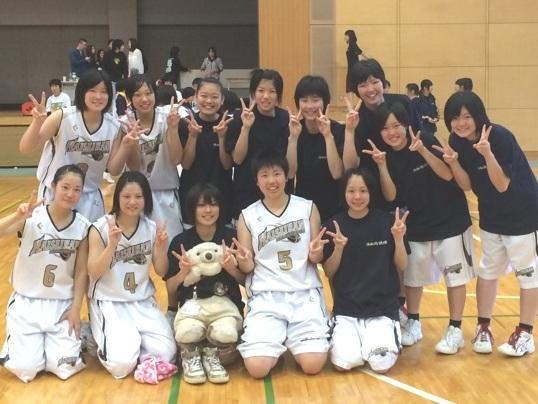 高校女子バスケット! 「高校総体西部大会」の最終結果