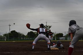 平成26年度浜松地区中学校夏季総合体育大会野球競技の部結果報告