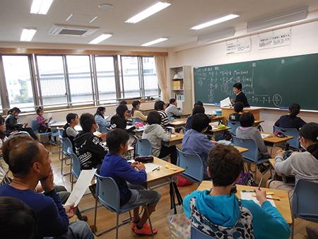 10月24日(土)小学生対象 第3回中学校オープンキャンパスを開催します!