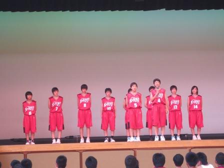 中学3年:「勝負の夏」に向かって!