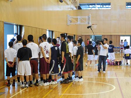 中学全国大会出場のお知らせ (男子バスケットボール部・空手道部)