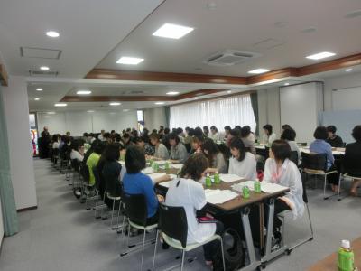 PTA活動:学級幹事会が行われました