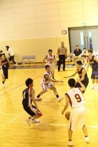 高校男子バスケット「西部選手権」結果報告