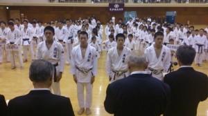 【空手道部】浜松市民スポーツ祭・浜松市空手道選手権大会 結果報告