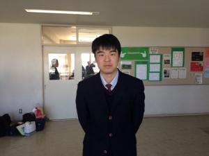 中学男子バスケット 1期生卒業!
