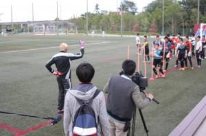 【メディア情報】テレビ静岡で本校が取り上げられます。