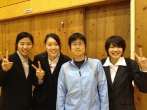 中学女子バスケット! 会長杯西部大会の結果