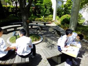 中学校長ブログ:中3立志合宿とその後の日々