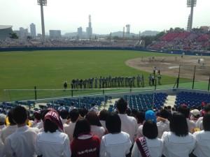 本日 高校野球1回戦が行われました【2−7】【20:20更新】