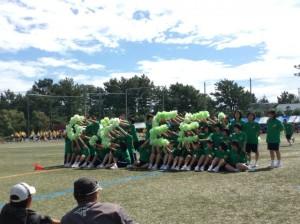 中学校長ブログ:体育大会
