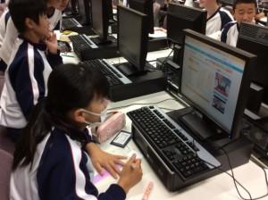 中学2年生:職場体験事前学習〜ICT教育実践〜