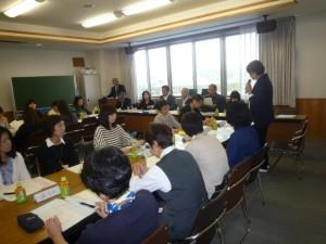 PTA活動:平成27年度第2回学級幹事会