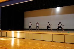 中学校長ブログ:体育の授業より