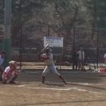 少年野球大会三回戦