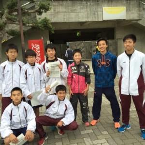中学陸上競技部 静岡リレーカーニバル結果