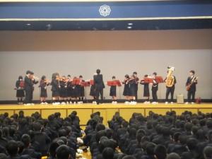 ♪音楽部 〜近況報告 と定期演奏会のお知らせ