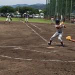 平成28年度浜松地区中学校夏季総合体育大会 野球競技試合結果報告