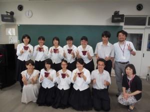 7/30(土)に変更 SBSラジオ出演 〜合唱部〜