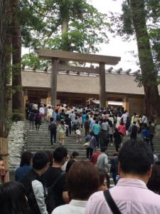 文化研究部・伊勢研修旅行に行ってきました!