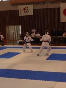 【中学空手道部】第11回静岡県空手道連盟中学校1.2年生選抜大会