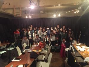 軽音楽部:東門会Vol.8に参加しました @KJホール