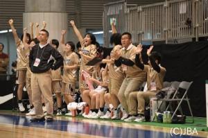 【ウインターカップ・高校バスケ】初戦突破!