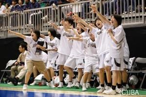 【ウインターカップ・高校バスケ】快進撃続く 全国ベスト8!