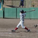 第34回全日本少年(中学)時之栖トーナメント軟式野球浜松ブロック大会準決勝結果報告