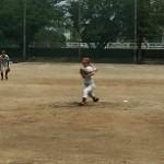 第11回レワード杯浜松地区中学校野球大会二回戦結果報告