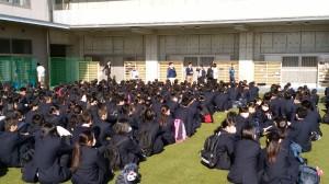 高校2年生 名古屋へ遠足に行ってきました