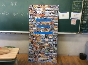 中学1年 真澄祭の準備を進めています No.2