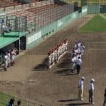 第11回レワード杯浜松地区中学校野球大会準決勝結果報告