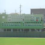 平成29年度中学校夏季総合体育大会野球競技の部 静岡県大会結果報告