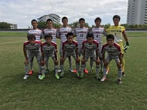 高校サッカー:2017プリンスリーグ東海【第10節】結果
