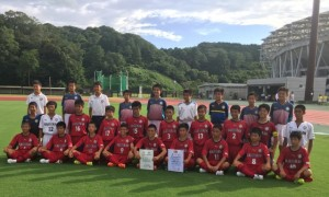 中学サッカー:第48回全国中学校サッカー大会