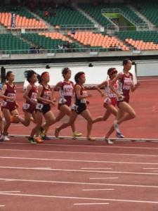 静岡県高等学校新人陸上競技大会