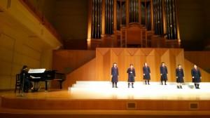 第21回 高校生コーラス・フェスタ2017 合唱部