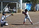 平成29年度浜松地区中学校秋季野球大会兼静岡県選抜野球大会浜松地区予選 準々決勝結果報告