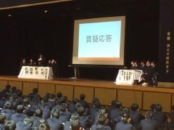 生徒総会(中学)