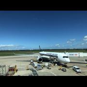 オーストラリア語学研修11 ブリスベン空港