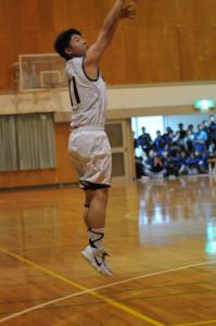 高校男子バスケットボール部「高校総体西部地区予選」結果報告