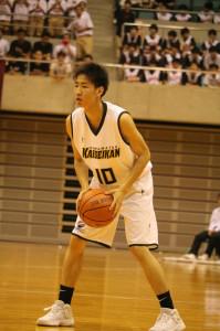 高校男子バスケット「総体県大会」結果報告