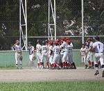 平成30年度浜松地区中学校夏季総合体育大会野球競の部 三回戦結果報告