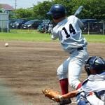 平成30年度浜松地区中学校夏季総合体育大会野球競の部 県大会出場決定報告