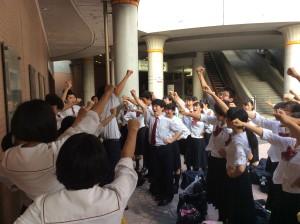 吹奏楽部 第59回静岡県吹奏楽コンクール西部地区大会!!