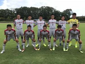高円宮杯 JFA U−18 サッカープリンスリーグ 2018 東海 第10節結果