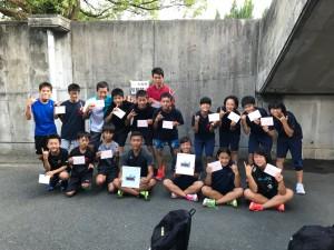 中学陸上競技部 浜松地区大会 結果