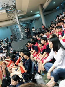 中学女子バスケット! インターハイ応援