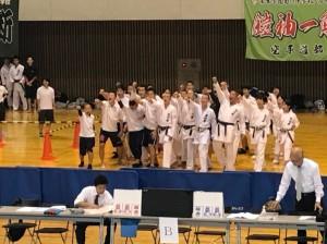 「平成30年度 静岡県高等学校新人大会空手道競技」報告