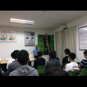 中学3年シンガポール研修旅行報告3
